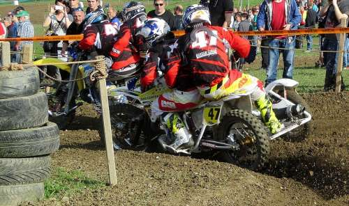Sport Motorcycle Sport Motocross Sidecar Audience