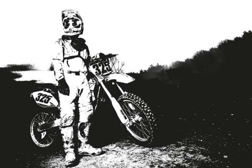 Sport Cross Motocross Motorcycle Motorsport Enduro