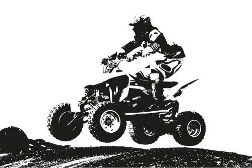 Sport Dirtbike Motorcycle Motorsport Racing