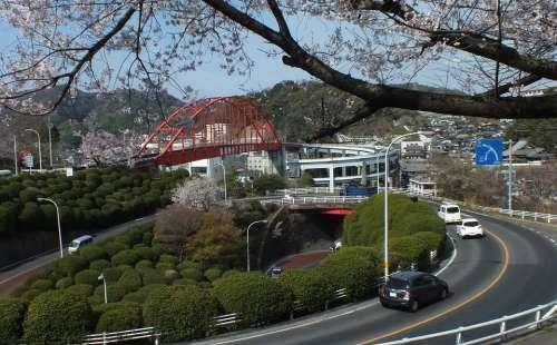 Spring Bridge Sensuikan Submarine Sound Oedo