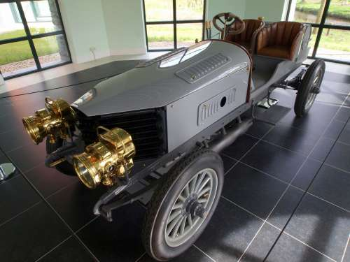 Spyker 1903 Car Automobile Vehicle Motor Vehicle