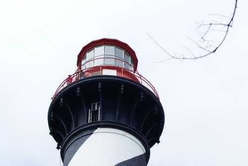 St Augustine Lighthouse Lighthouse Florida Beacon