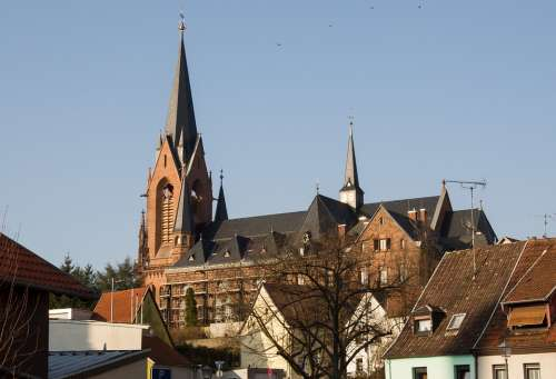 St Ingbert Joseph Church Catholic Church