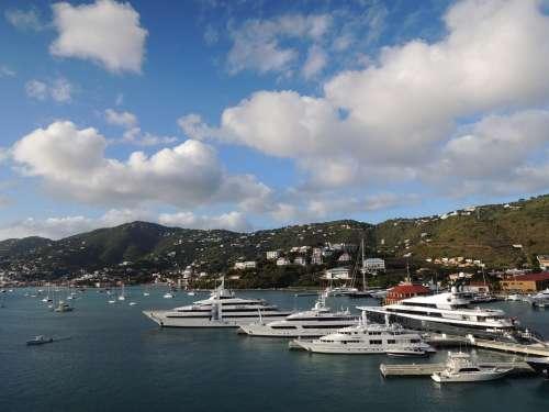 St Thomas Virgin Islands Usa Boats Hunting Sailing