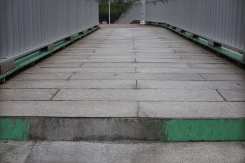 Stairs Viaduct Overpass