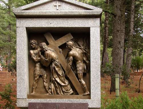 Stations Of The Cross Cross Suffering Faith Memory