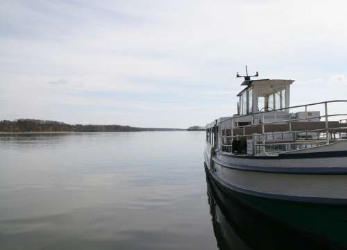 Steamer Lake Seafaring Boat Trip Water Ship Boat