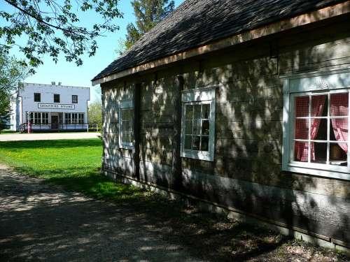 Steinbach Mennonite Heritage Village Manitoba Canada