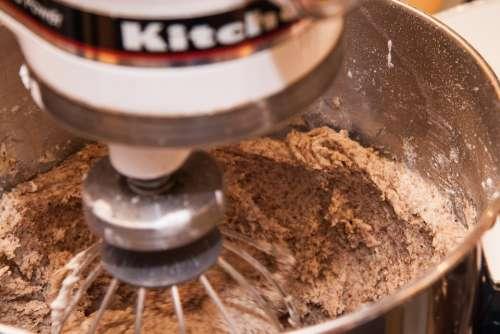Stirring Device Bake Christmas Baking Dough