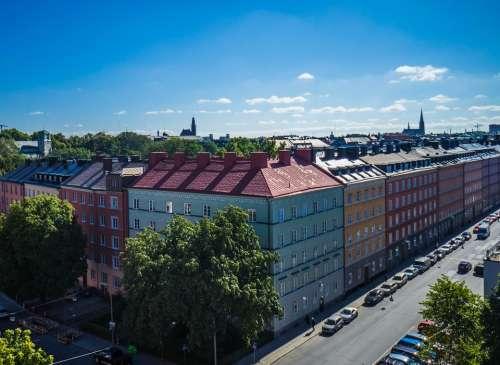 Stockholm Sweden Architecture City Scandinavia