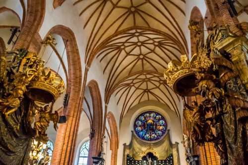 Stockholm Cathedral Sweden Architecture Church