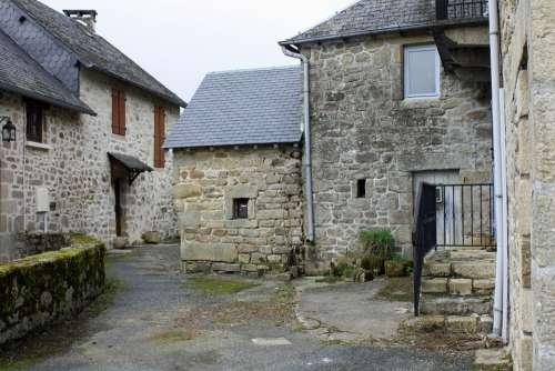 Stone Houses Ancient Houses Stone Hamlet