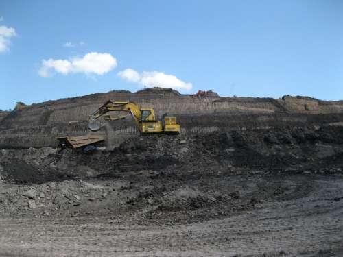 Stone Quarry Quarry Mine Mining Coal Industry