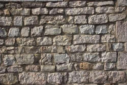 Stone Wall Quarry Stone Stones Facade Wall Masonry