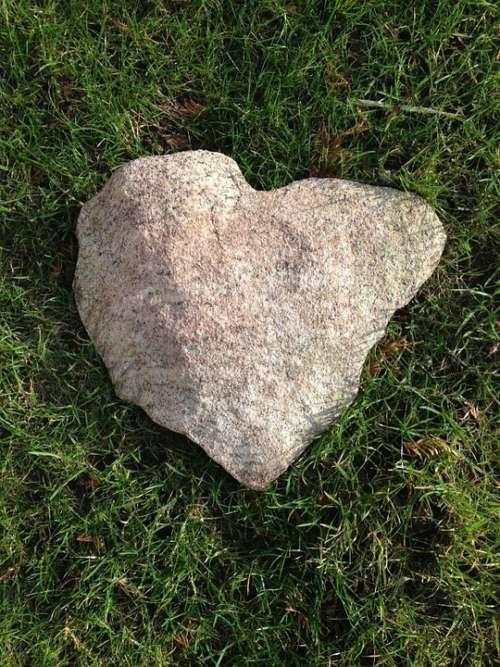 Stoneheart Stone Heart Love