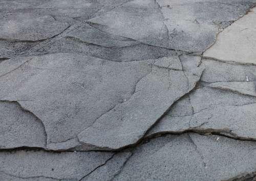 Stones Paving Road Sassi