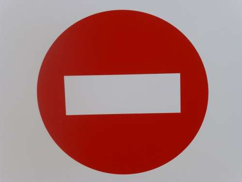Stop Sign Road Sign Street Sign Stop Warning