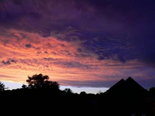 Storm Cloud Dusk