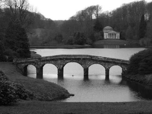 Stourhead Garden Gardens England