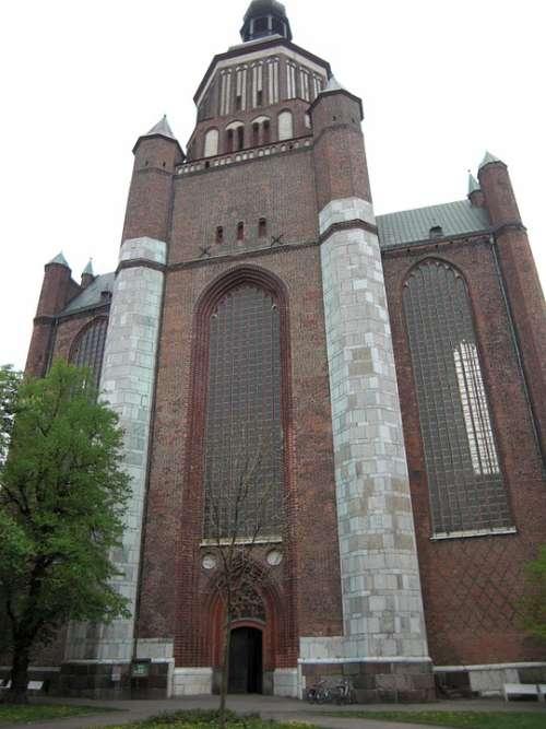 Stralsund Mecklenburg Western Pomerania Church