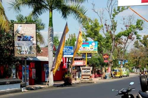 Street Bali Travel Shops