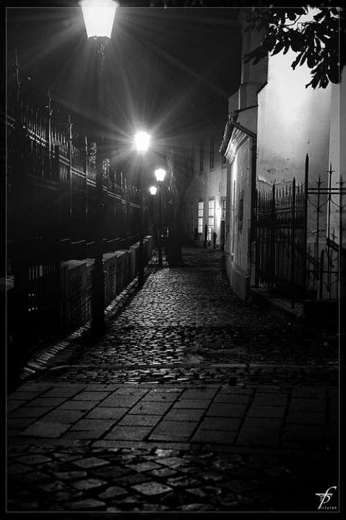 Street Architecture Lamp