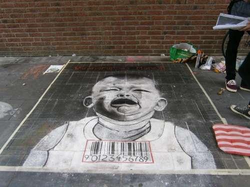 Street Painting Road Painting Asphalt Art