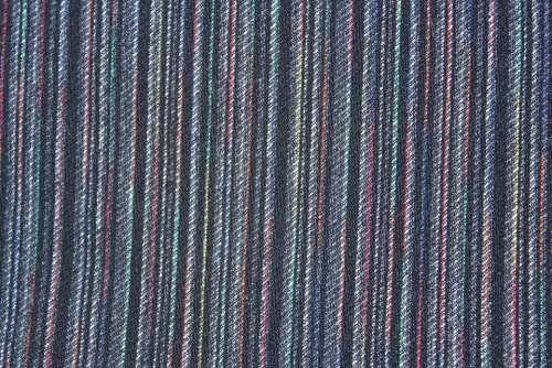 Stripe Background Blue White Black Textile