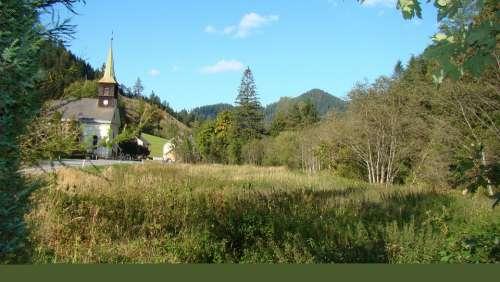 Styria Church Chapel