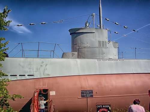 Submarine European Mink Entrance Sky Blue Finnish