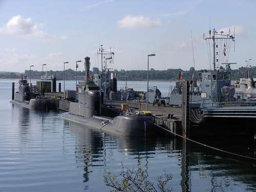 Subs 206 S194 U15 S195 U16 Ubootgeschwader