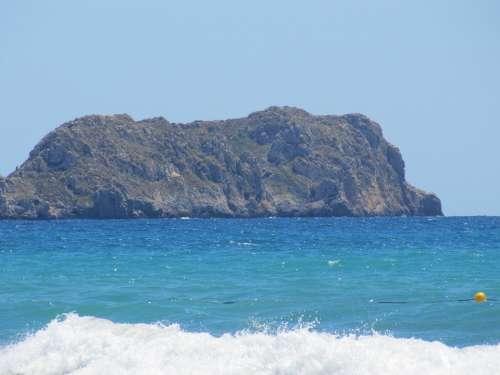 Summer Sun Beach Sea Mallorca Paguera