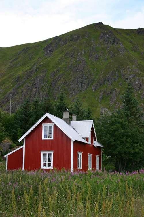 Summer House Mountain