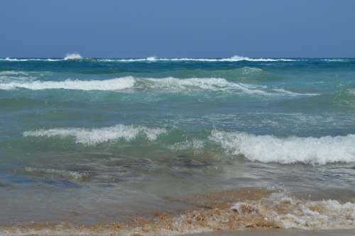 Summer Beach Holiday Crete Stalis