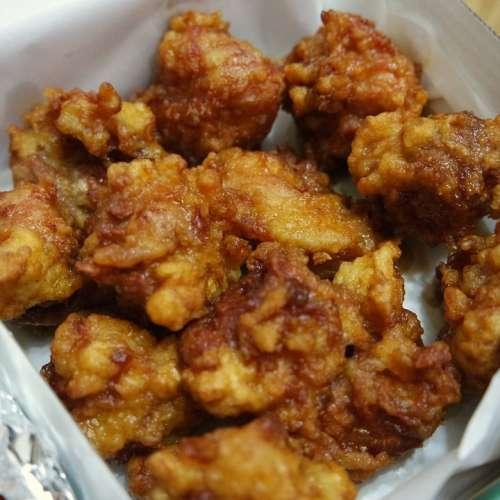 Sunsal Chicken Spicy Chicken Fried Fried Chicken