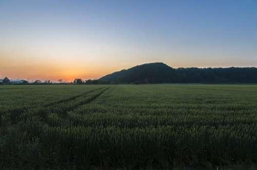 Sunset Hokkaido Natural