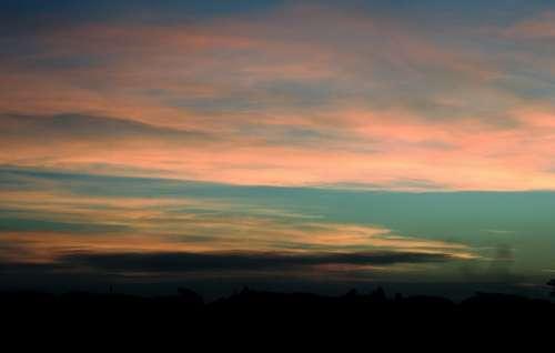 Sunset Against Light Finale