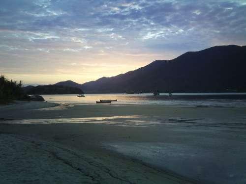 Sunset Beach Mar Mamanguá