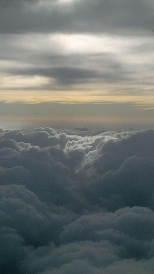 Sunset Nature Cloud Sky
