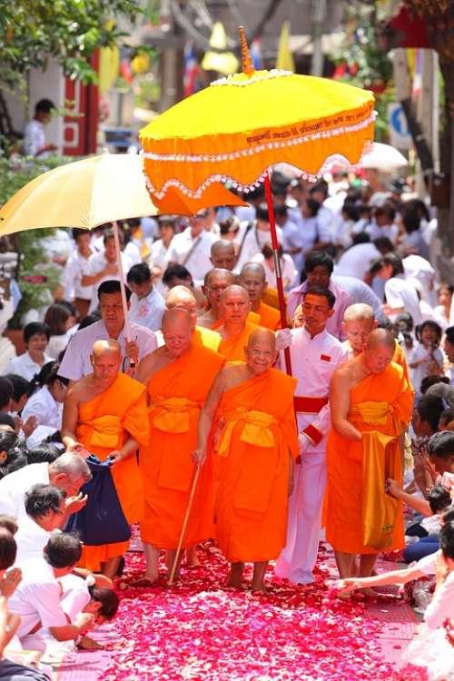 Supreme Patriarch Buddhists Patriarch Priests Monk