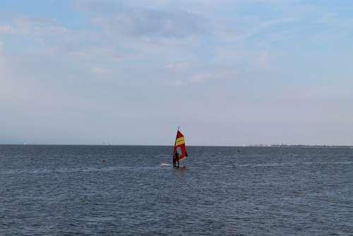 Surf Sea Ocean Surfing Wind Surfing Surf Wind