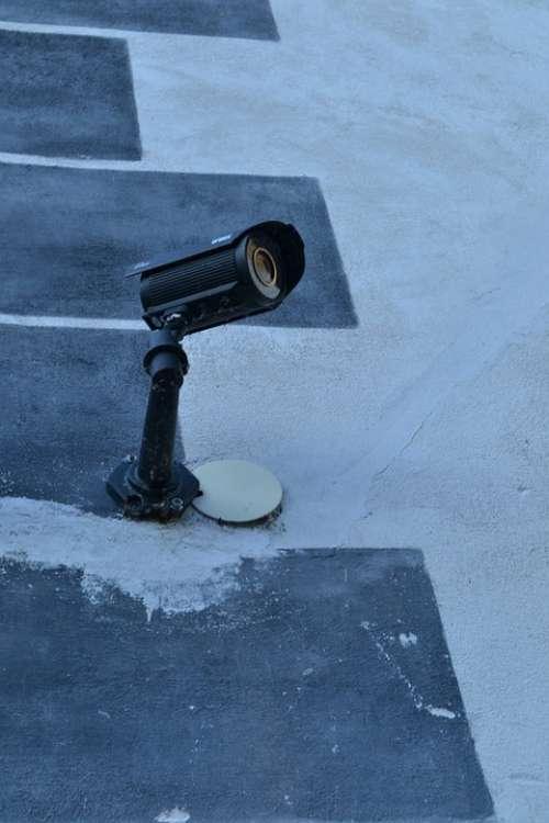 Surveillance Camera Camera Control Protection