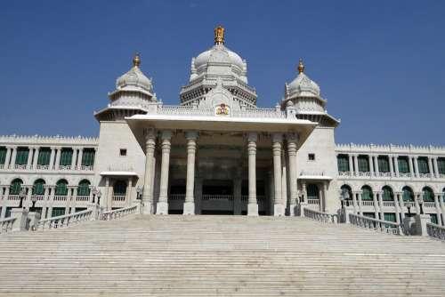 Suvarna Vidhana Soudha Belgaum Legislative Building