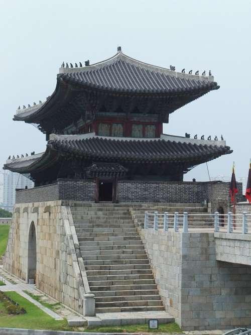 Suwon Suwon Hwaseong Castle