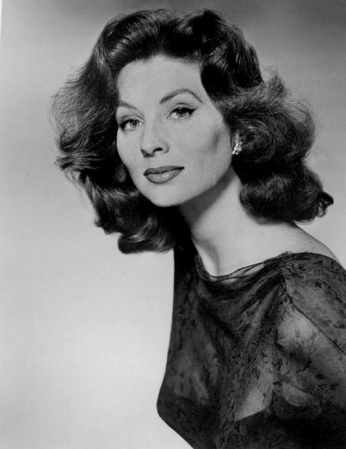 Suzy Parker Actress Entertainment Hollywood Movies
