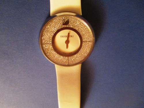Swarovski Clock Wrist Watch Woman Jewellery