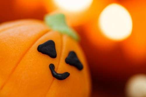 Sweet Food Halloween Dessert Holiday Orange Treat