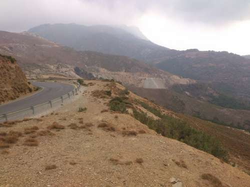 Switchback Landscapes Crete