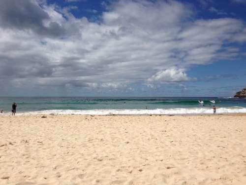 Sydney Sea Beach