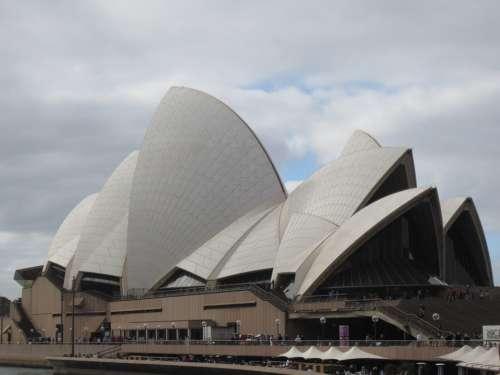 Sydney Opera House Concert Hall Architecture Opera